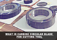 What is Carbide Circular Blade for Cutting Tool