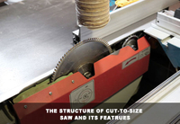 The Structure of Cut-to-Size Saw and Its Features