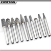 10 Pieces Carbide Rotary Burr Sets