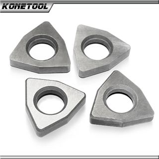 CNC Cutting Tools Insert Shims Tungsten Carbide Material